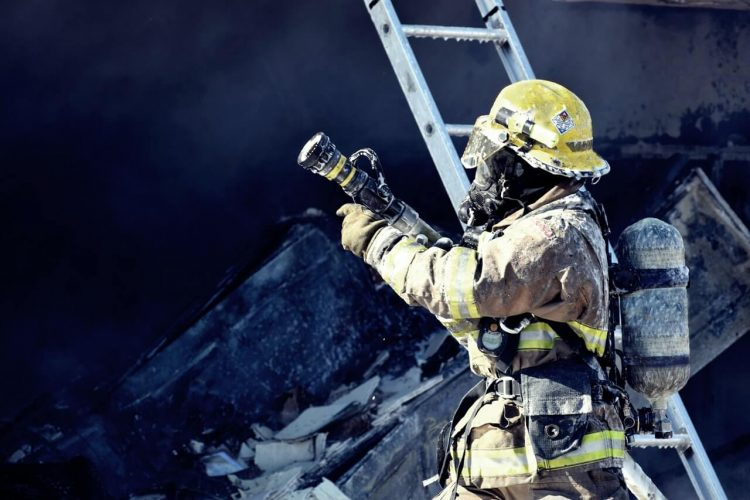 technology helping firefighters